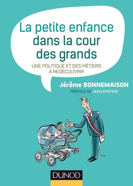 La petite enfance dans la cour des grands featured image