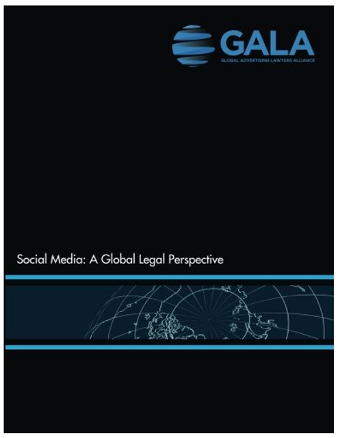 Global Advertising Lawyers Alliance Releases New Guide to Social Media featured image