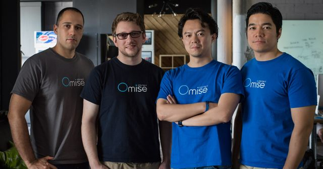 Omise lands $17.5M Series B to expand its Stripe-like service in Southeast Asia featured image