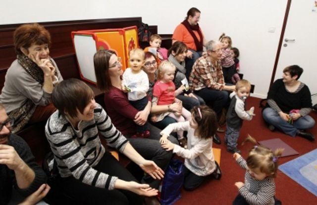 Créhange: pourquoi lire aux bébés ? featured image