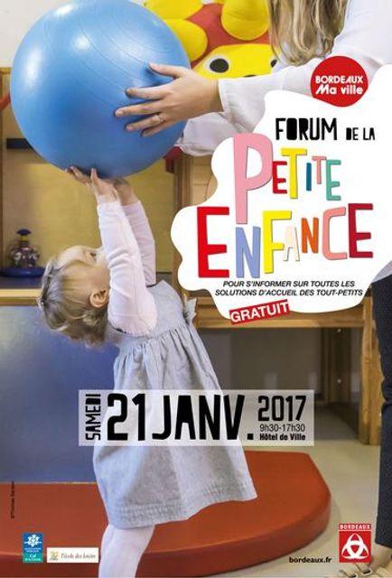 [Bordeaux] Forum de la petite enfance featured image