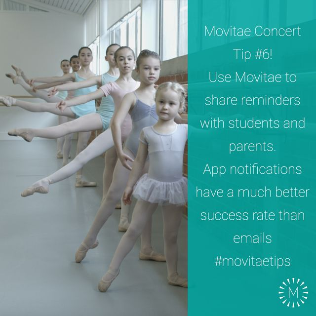 Concert Time - Tip #6 featured image