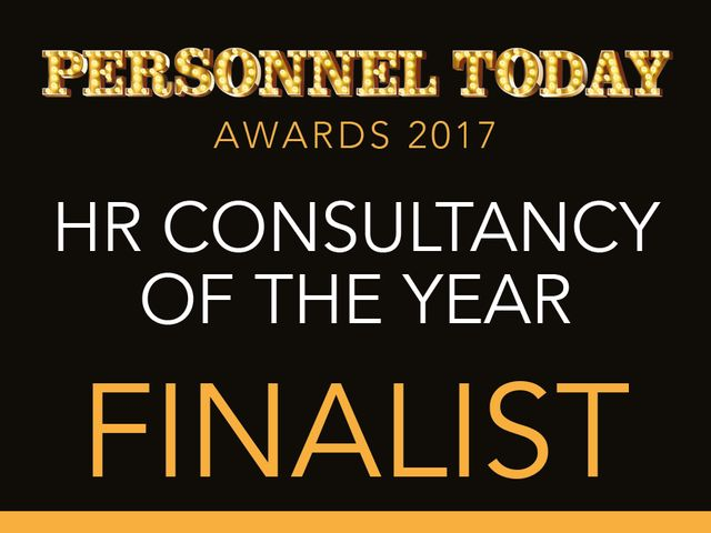 HR Consultancy of the Year Finalist featured image