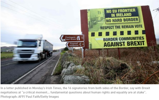 Call for 'written guarantees' on human rights in NI post Brexit featured image