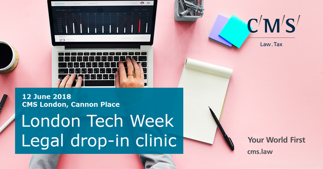 CMS Legal Drop-in Clinic - 12th June featured image
