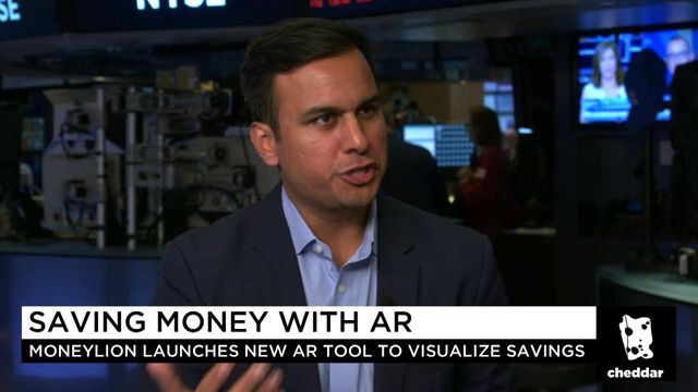 MoneyLion: saving money with AR featured image
