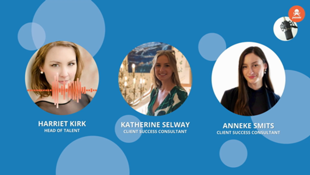 Passle Podcast: Finding a job and onboarding amidst lockdown 3.0 with Katherine Selway and Anneke Smits featured image