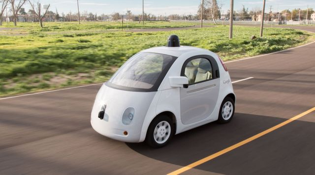Google Self-Driving Car Project - Monthly Reports featured image