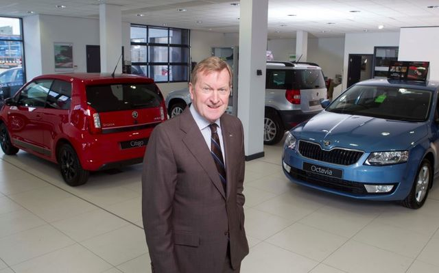 John Clark Motor Group acquires Morrisons of Stirling featured image