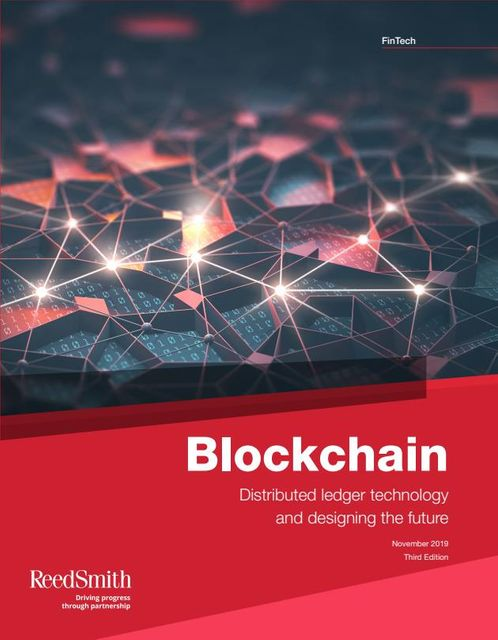 Reed Smith publishes third edition of Blockchain White Paper featured image