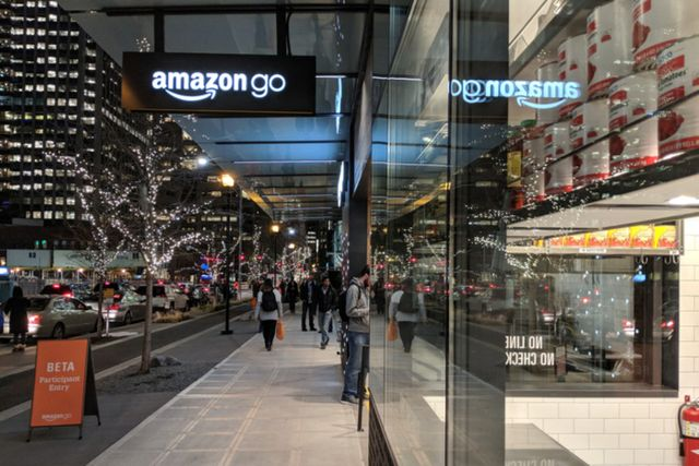 Amazon Go(es) to London! featured image