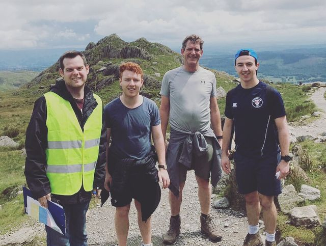 How to Bring Your Colleagues & Clients Together Offsite - The 2019 Brabners Charity Challenge featured image