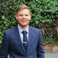 Ted Powell, Commerical Litigation Trainee Solicitor, Irwin Mitchell