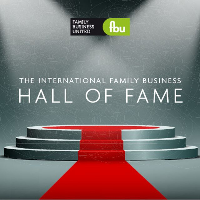 The International Family Business Hall Of Fame featured image