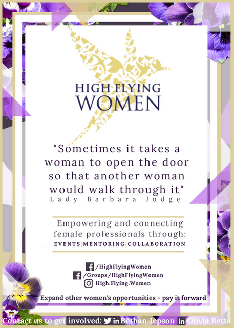 High Flying Women - EVENTS | MENTORING | COLLABORATION featured image