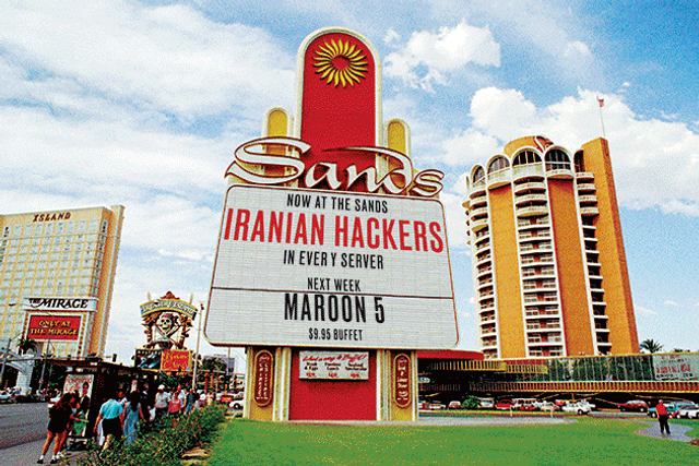 Now at the Sands Casino: An Iranian Hacker in Every Server featured image