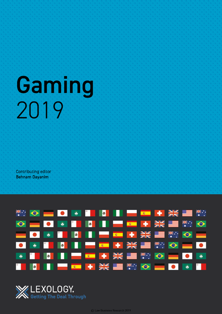 Getting The Deal Through – Gaming: Gambling regulation in Germany (2019) featured image