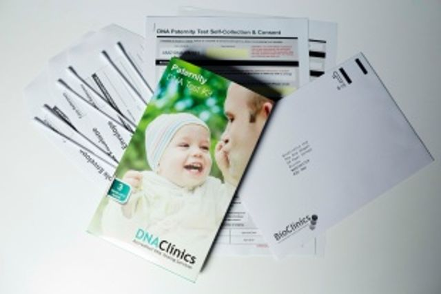 Nearly half of men who take paternity test are not real dad featured image