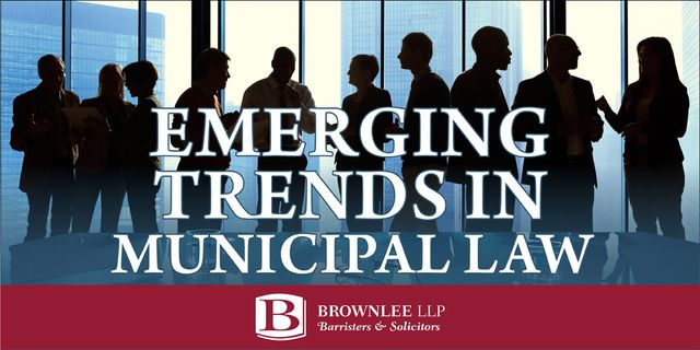 Learn About Key Changes in Emerging Trends Municipal Law Seminar featured image