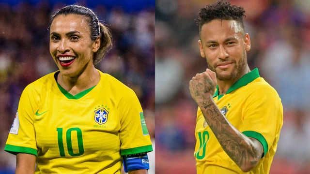 Brazil joins the world in paying its female footballers the same as its men featured image