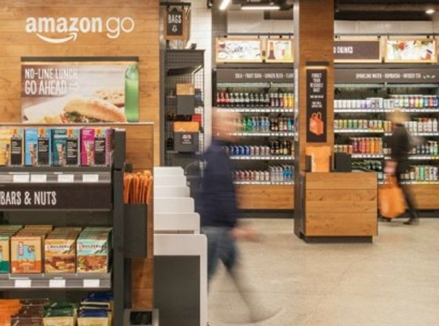 Amazon's take on bricks and mortar featured image