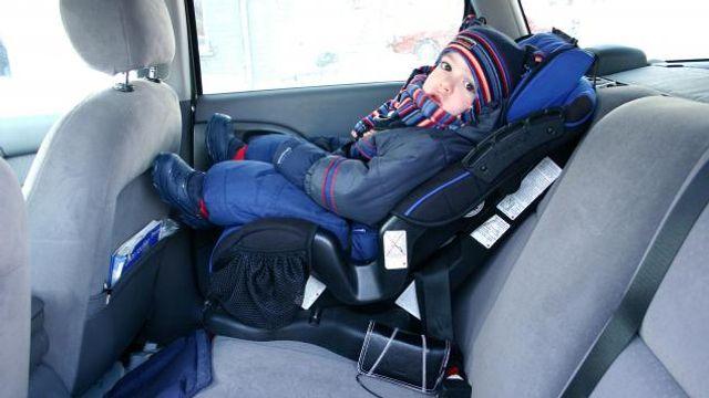 Les sièges auto pour bébé deux fois plus sales que des toilettes featured image