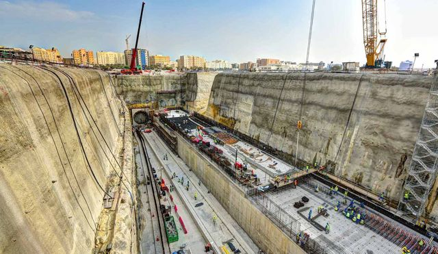 Qatar: The world's largest metro project featured image