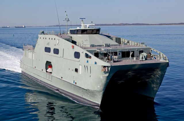 Aussie shipbuilder Austal hit with data breach featured image