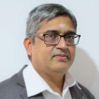 Gopalakrishna Kuppuswamy, Vice President, Hitachi Consulting