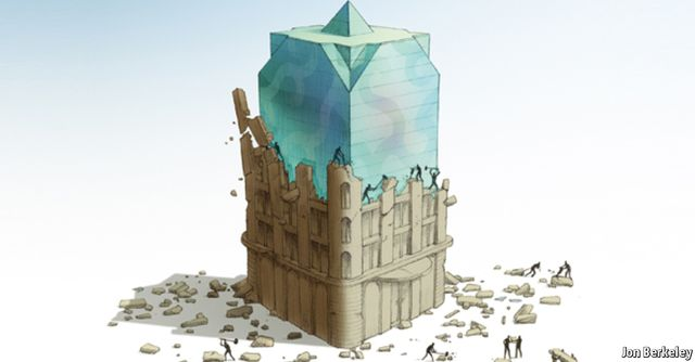Entrepreneurs are redesigning the basic building block of capitalism featured image