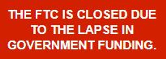FTC Announces Shutdown featured image