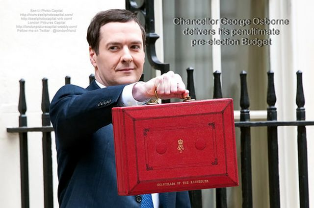 The Budget 2016 - the PR machine kicks into life featured image