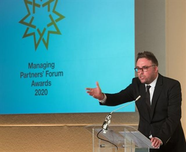 Managing Partners Forum Awards 2020 featured image