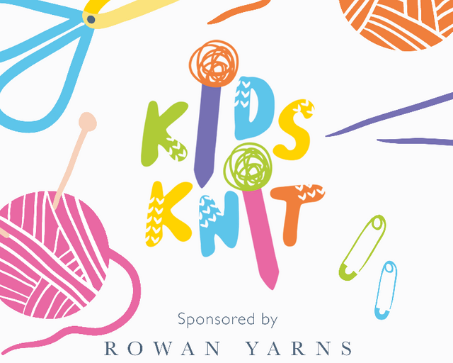 Learn to knit with this free introductory course for children featured image