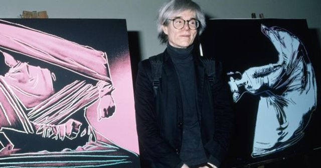 Andy Warhol art to be sold via blockchain featured image