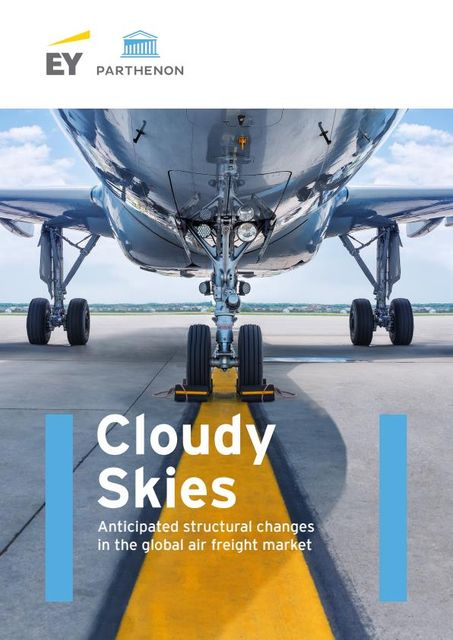 Cloudy skies - anticipated structural changes in global air freight dynamics featured image