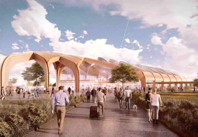 HS2 Solihull Interchange featured image