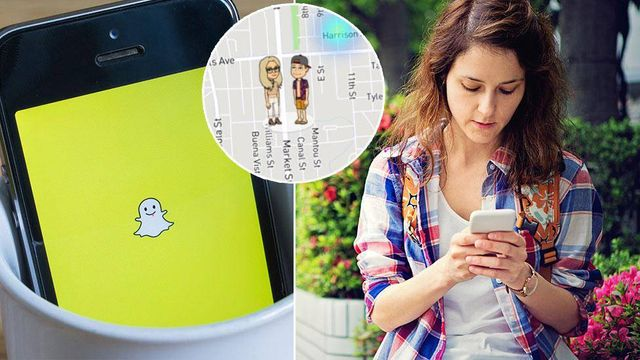 Is Snapchat's New 'Snap Map' Taking Sharing Too Far? featured image