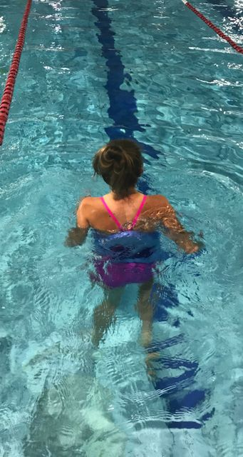 Run 3D Blog | Aqua Jogging Saviour To An Injured Runner featured image