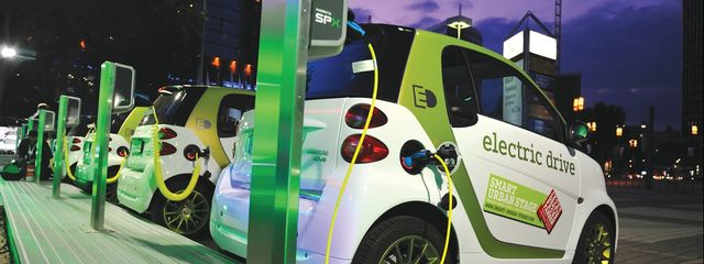 The important role of smart charging in the new 2030 ban on the internal combustion engine featured image