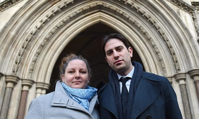 Heterosexual couple lose high court civil partnership case featured image