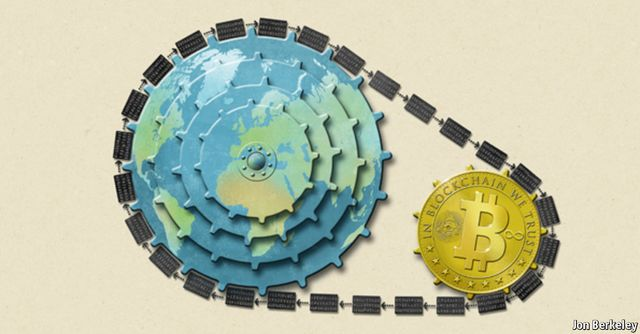 The technology behind bitcoin could transform how the economy works featured image