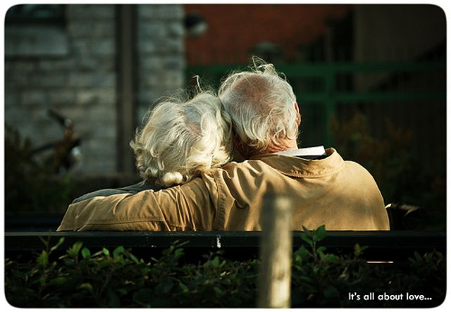 Increase in marriage and divorce rates for the over 65s featured image
