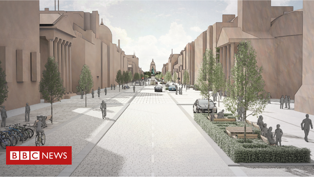 Car ban and tram extension proposed in 10-year vision for Edinburgh featured image
