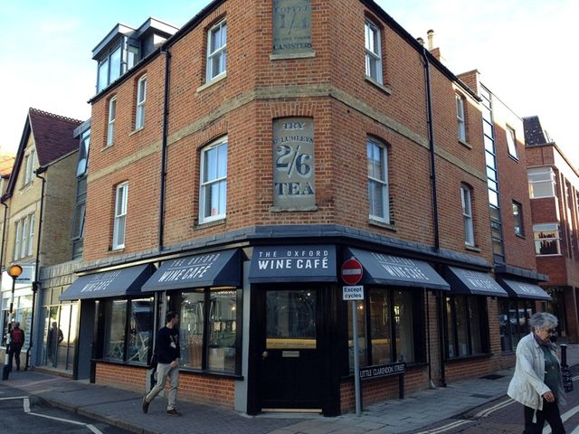 The new Oxford Wine Cafe opening soon! featured image