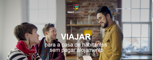 NightSwapping: uma alternativa de hospedagem featured image