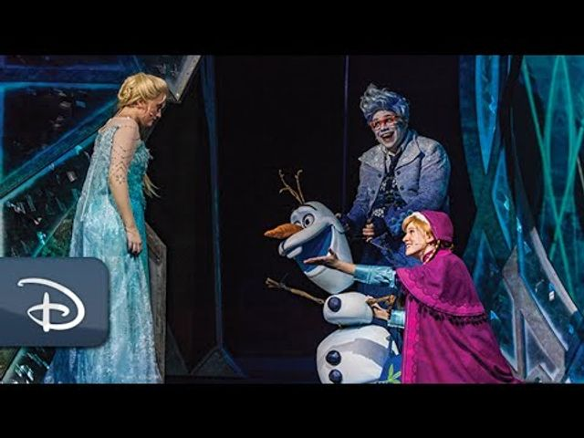 Watch 'live' version of Disney's Frozen online for free featured image