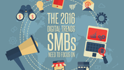 Digital Marketing in 2016 - 10 trends to watch