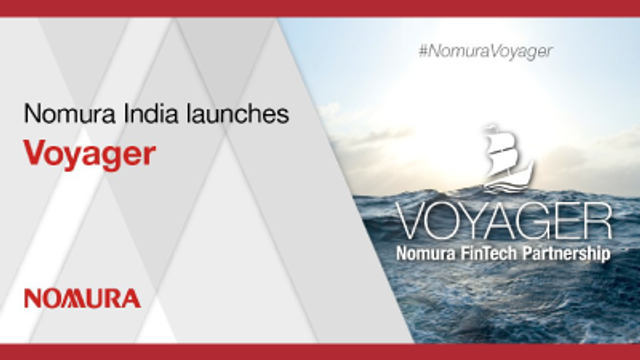 Nomura Launches Voyager-Nomura FinTech Partnership featured image