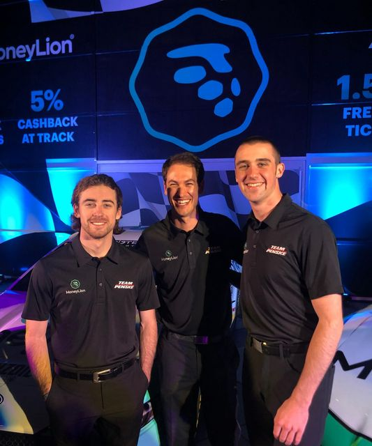 MoneyLion, Team Penske Roar into 2019 Partnership featured image